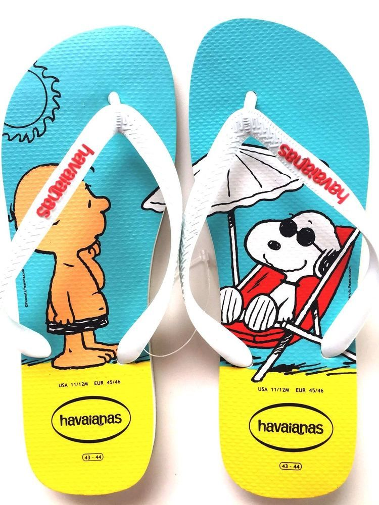5f1e8efc8eb72 Whats up Charlie Brown  Men s Snoopy Havaianas