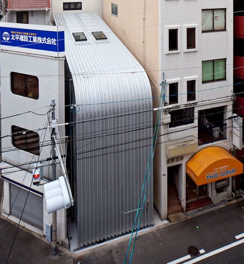 shuhei endo: rooftecture OT2, japan