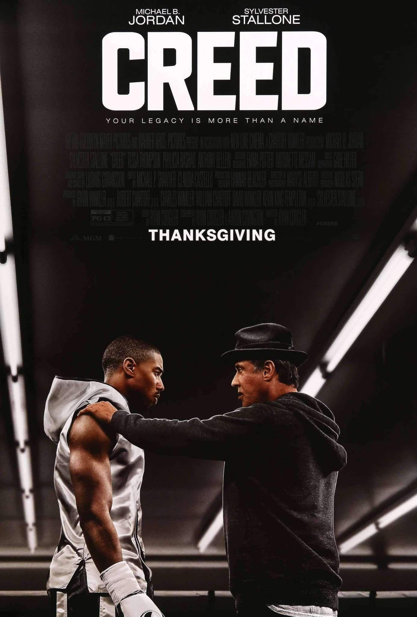 Creed 2015 Creed Movie Sylvester Stallone Rocky Balboa