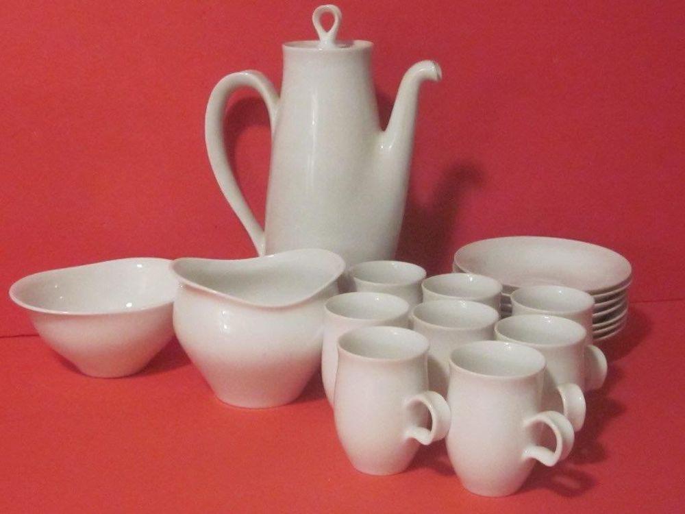 Russel Wright YAMATO Coffee Set | Coffee, Dinnerware and China china