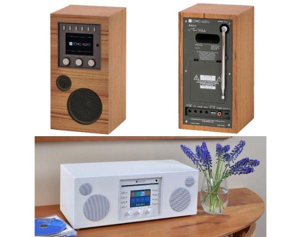 Como Audio Kickstarts Music System Spinoffs #musicsystem
