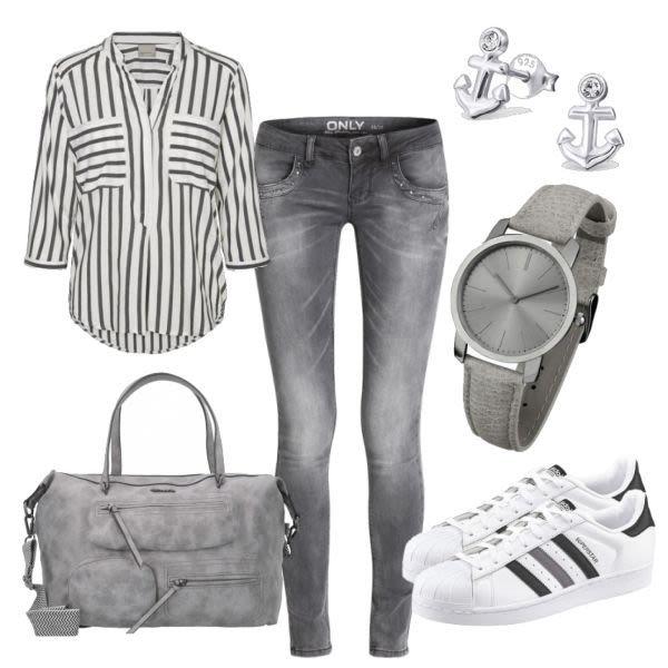 79720134a226a GreysDay Damen Outfit - Komplettes Freizeit Outfit günstig kaufen ...