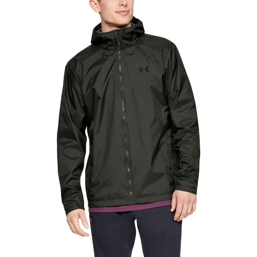 Photo of Males's Underneath Armour Forefront Rain Jacket