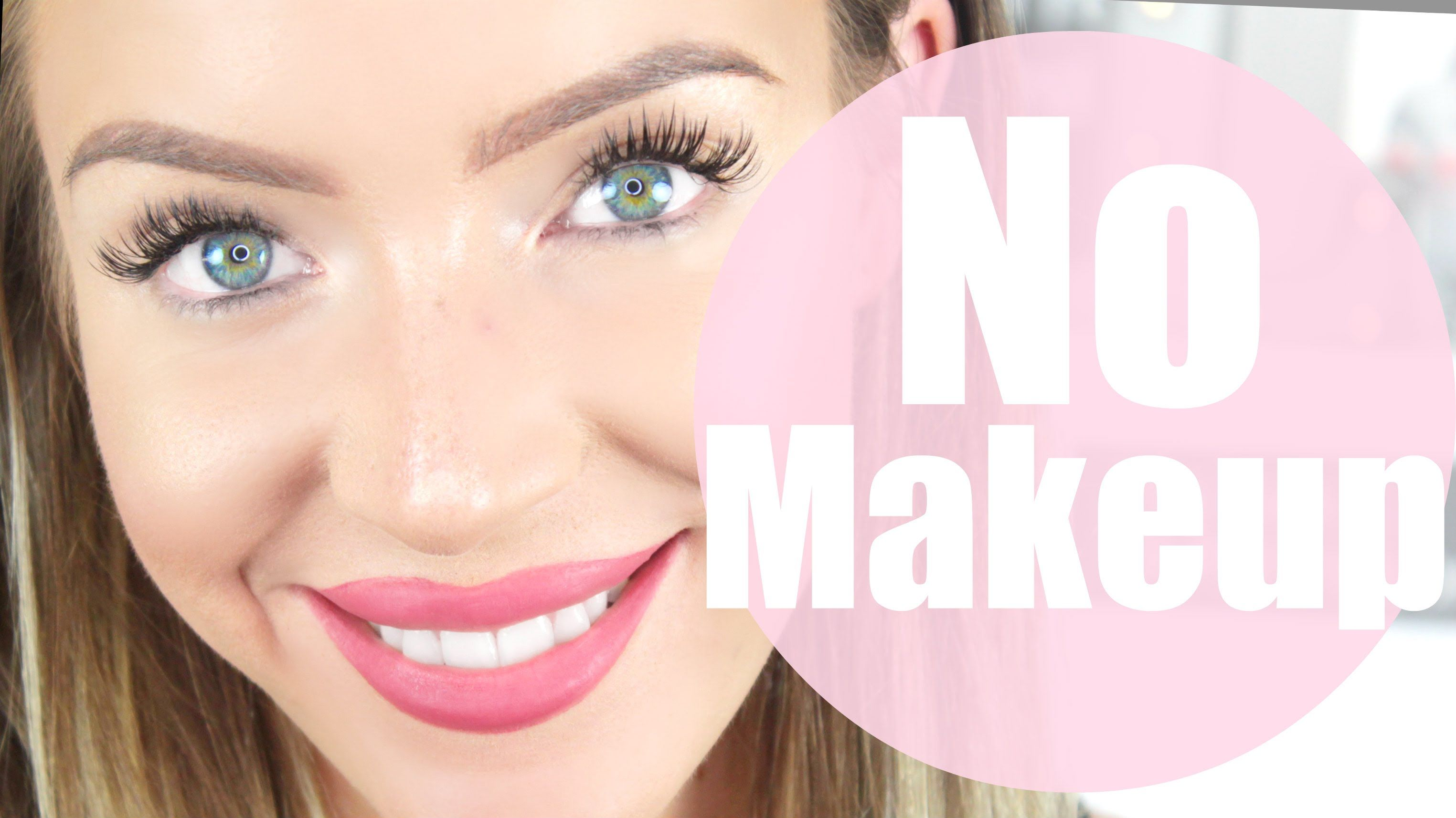 How to even out your eyelids without surgery youtube - How To Look Pretty With No Makeup Makeup Tutorial Stephanie Lange Youtube