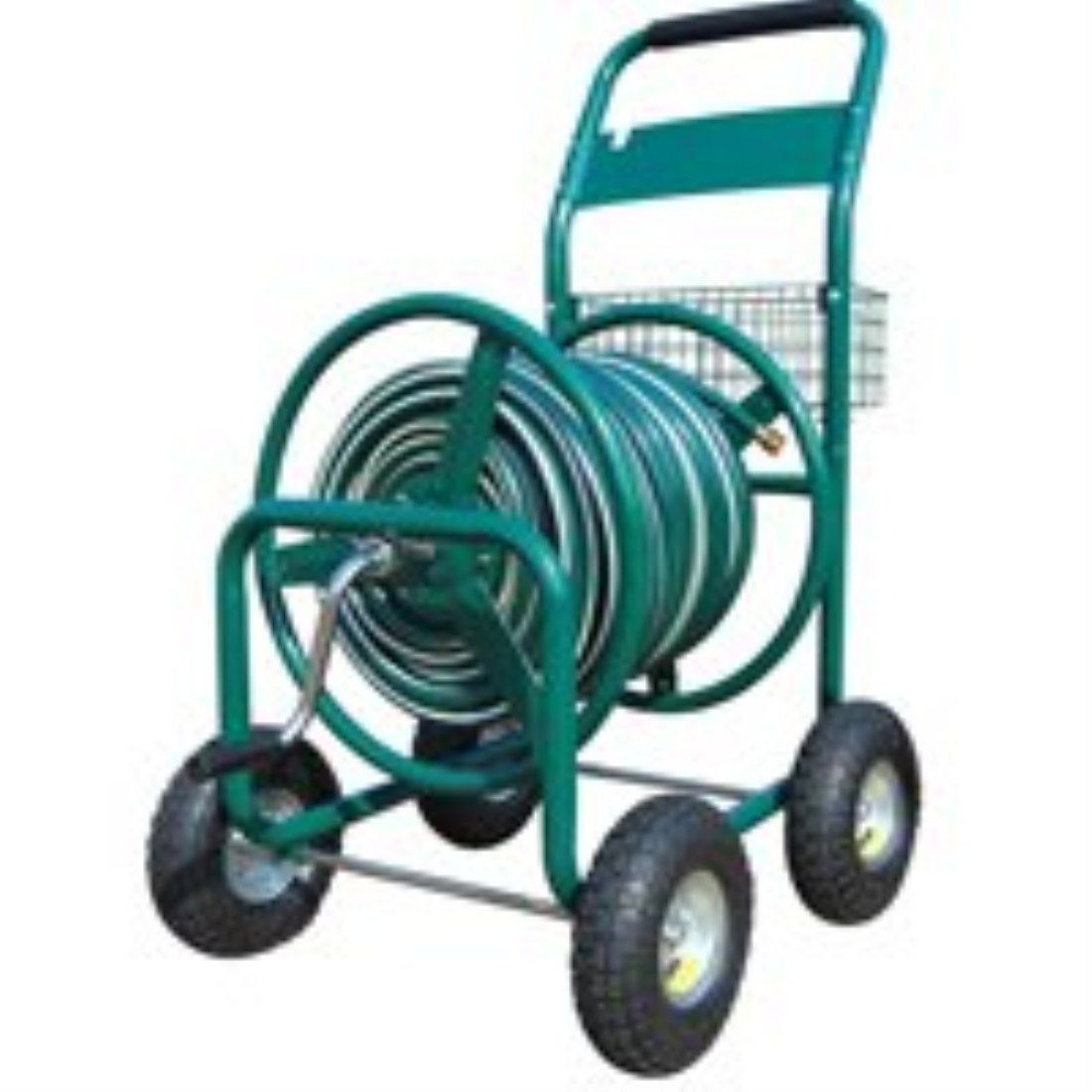 400 FT GARDEN HOSE REEL CART *** Quickly View This Special Product, Click