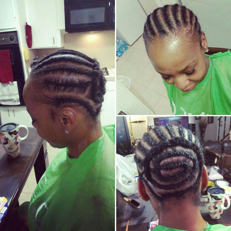 Braid Pattern On Thin Short Hair For Crochet Style Protective Styles For Natural Hair Short Braids For Short Hair Braid Patterns