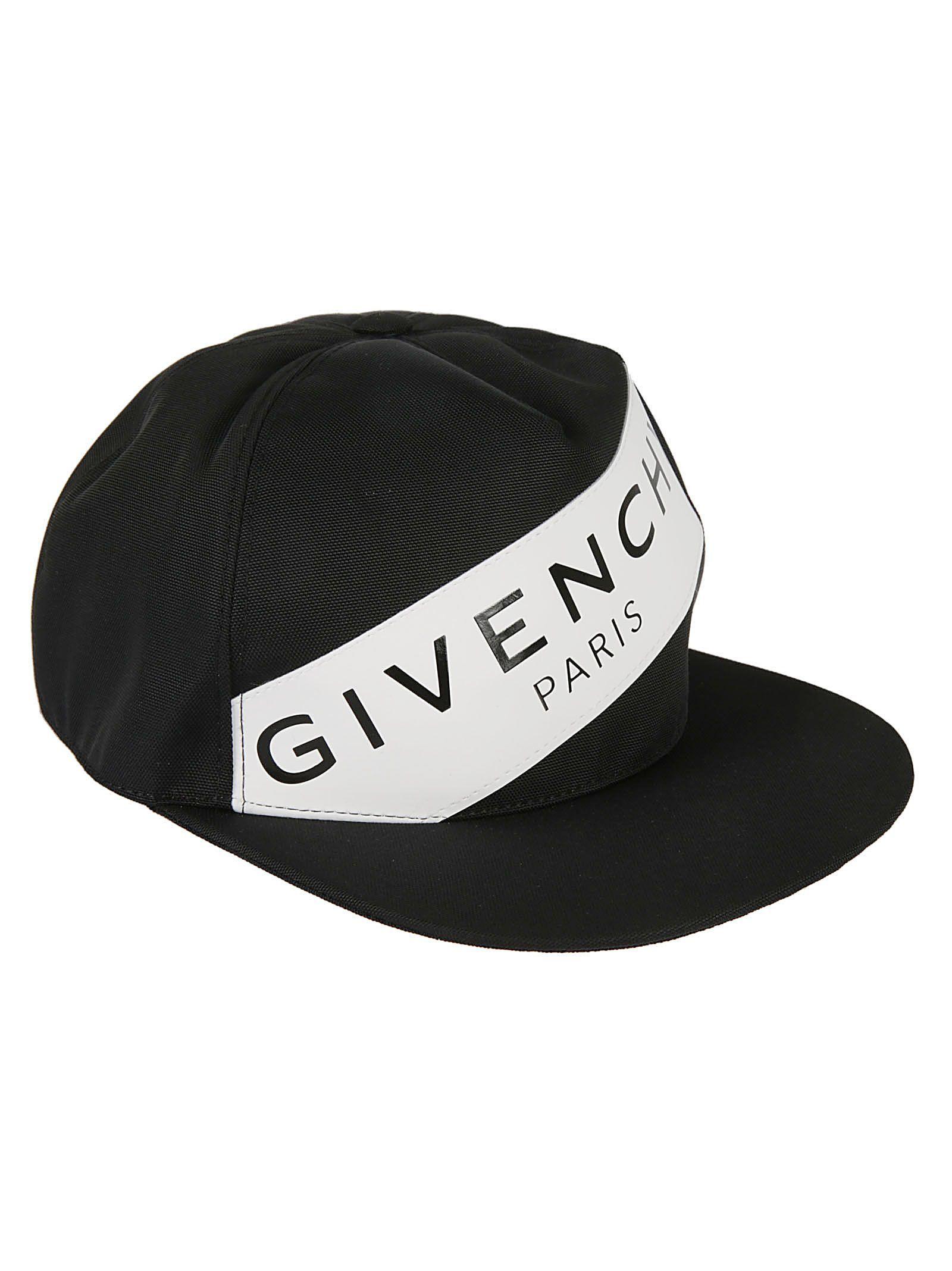 e16c232b94b GIVENCHY LOGO PATCH SNAPBACK CAP.  givenchy