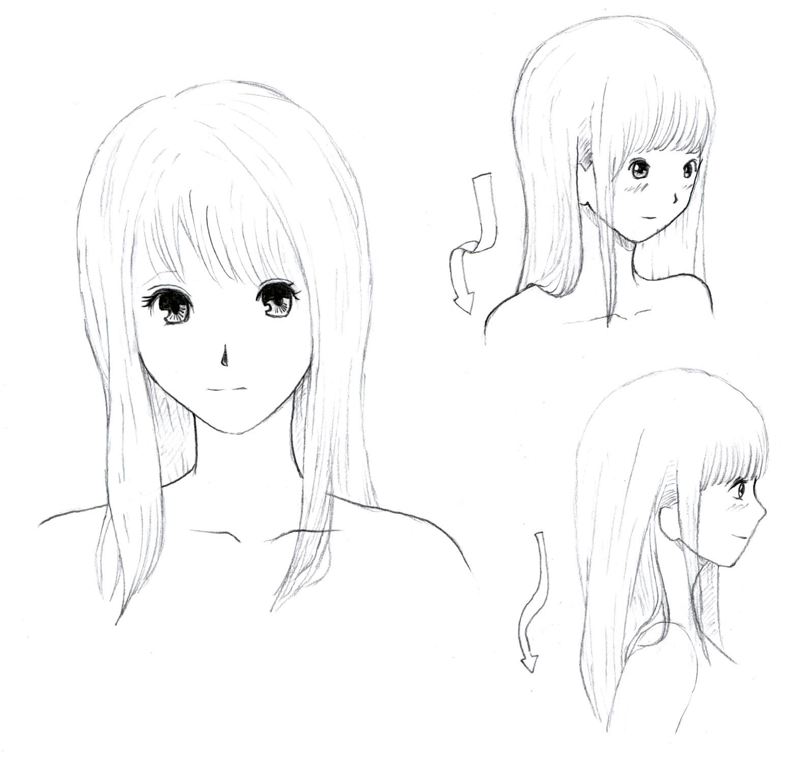 How To Draw Anime Shoulders JohnnyBro's How To Draw