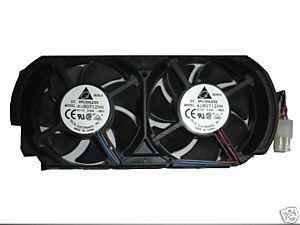 Original Xbox360 4 Pin Dual Cooling Fan Cooling Fan Repair