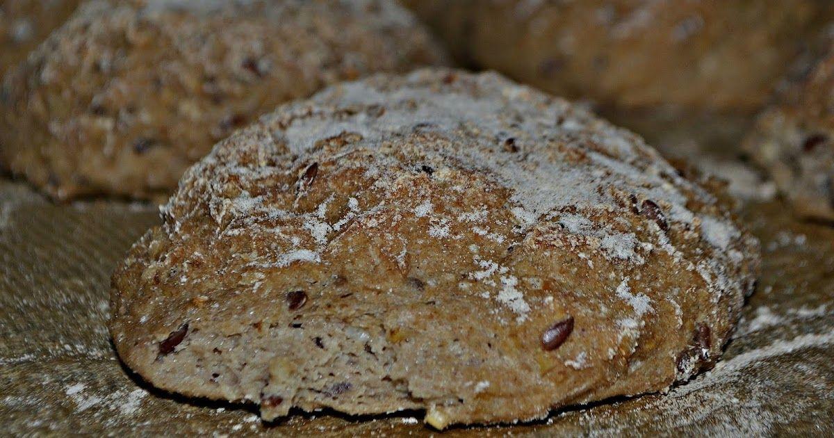 polenta bröd recept