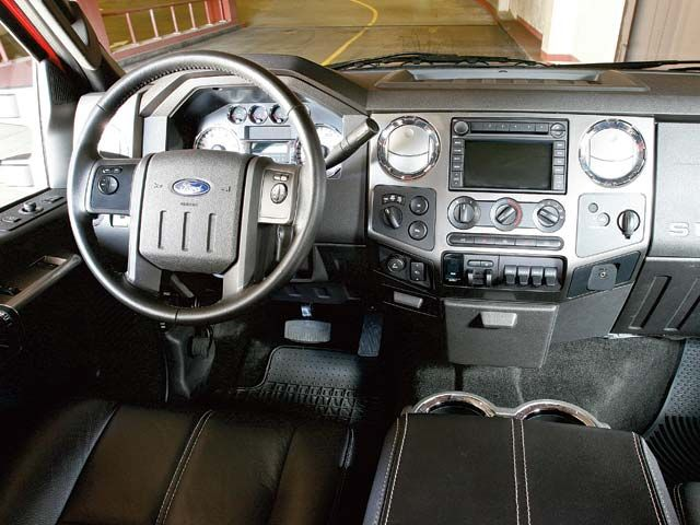Gallery For Gt 2008 Ford F250 Interior With Images Ford F250