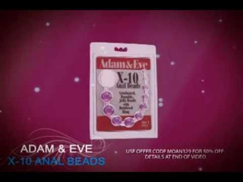 Pin on Best Selling Adam and Eve X10 Anal Beads at HALF