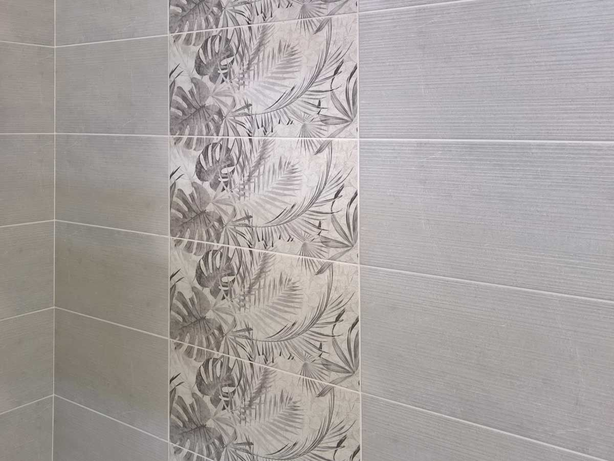 Futura District Grey Trowel 600 X 300 Mm Matt Finish Ceramic Wall Tile Ctm Ceramic Wall Tiles Wall Tiles Tile Floor