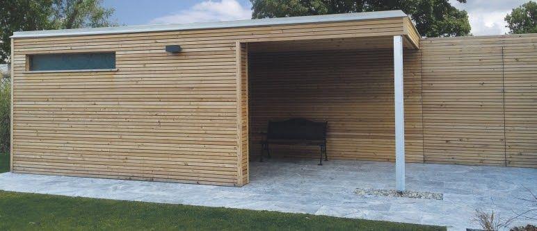 Carport Gartenhaus Kubus Flex Terrassendach Kubus in 2020