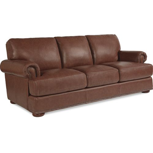 Black Leather Sofa Jcpenney: Found It At Wayfair - Andrew Leather Sofa