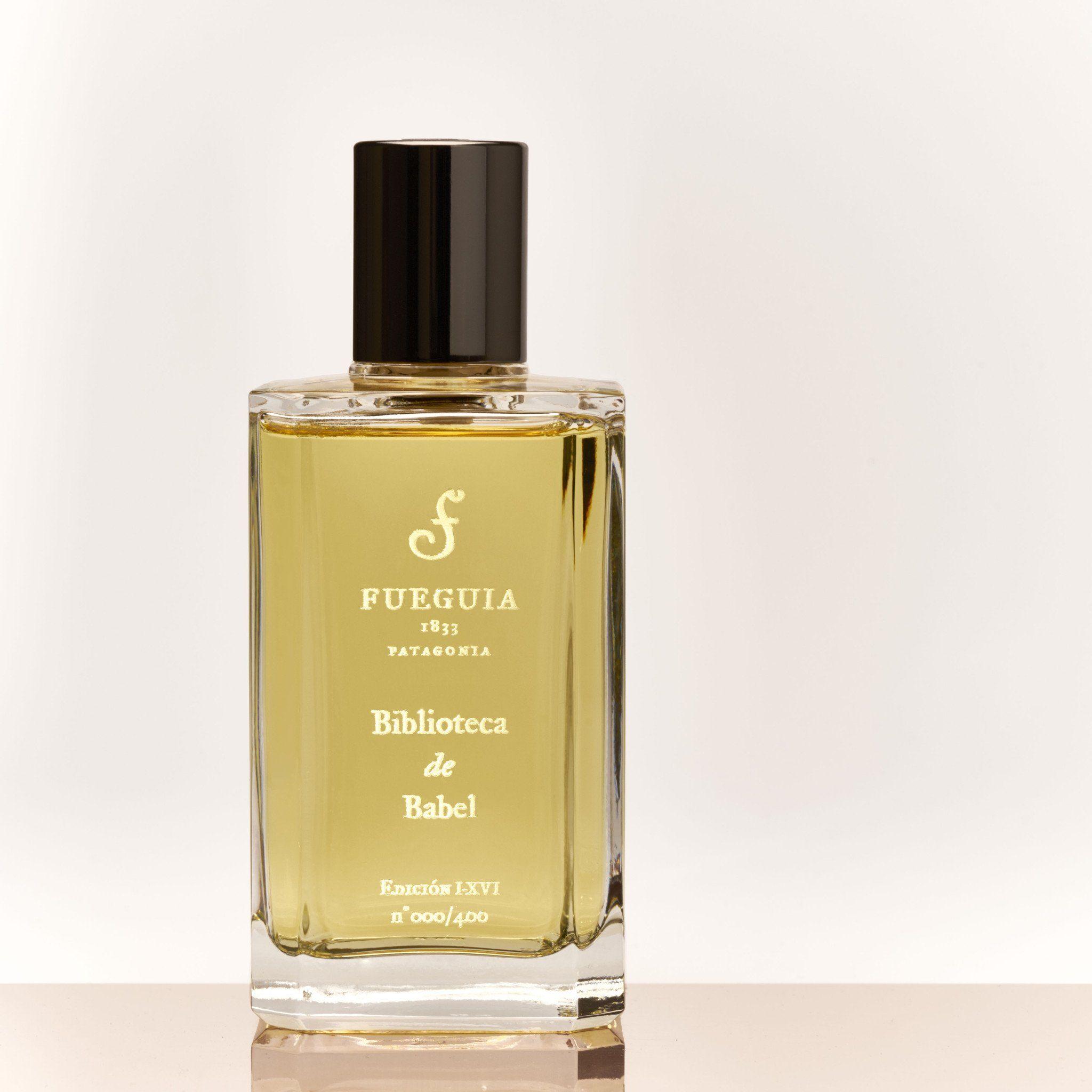 Biblioteca De Babel Perfume Pinterest Hermes 24 Faubourg Women Edt100 Ml Fueguia 1833