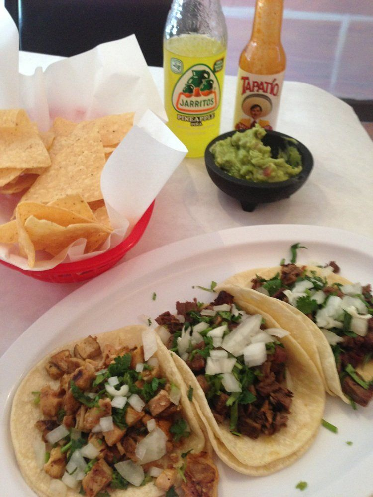 Tacos!! Chips!! Guacamole!!! Chula's Mexican Grill - Universal City | Yelp