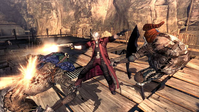 DEVIL MAY CRY 4 Special Edition ゲーム画面7