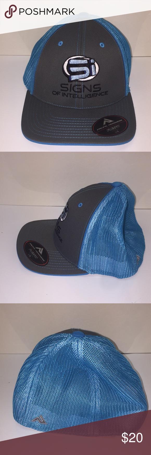 Men S Signs Of Intelligence Hat Size Large Xl Hat Sizes Women S Headwear Hats