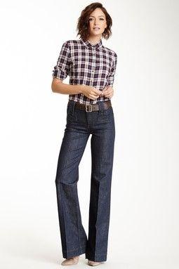 Vital Flare Leg Jean