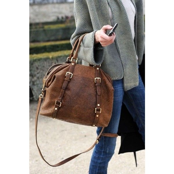 mon style, ma vie ❤ liked on Polyvore featuring pictures, pics, bags and brown pictures