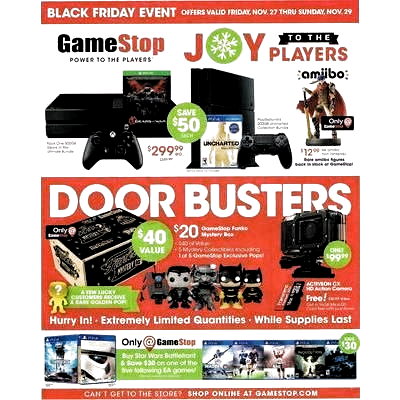 GameStop Black Friday Deals 2015 are here! : #BlackFridayDeals, #CyberMonday, #Deals, #ElectronicCouponsandDailyDeals, #HolidayGiftDeals, #HolidayGiftIdeas, #OnlineDeals, #VideoGameCouponCodesDeals Check it out here!!