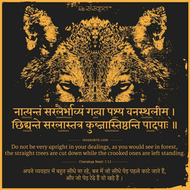 Pin by Hemant Singh on Chanakya in 2020 | Sanskrit quotes ...