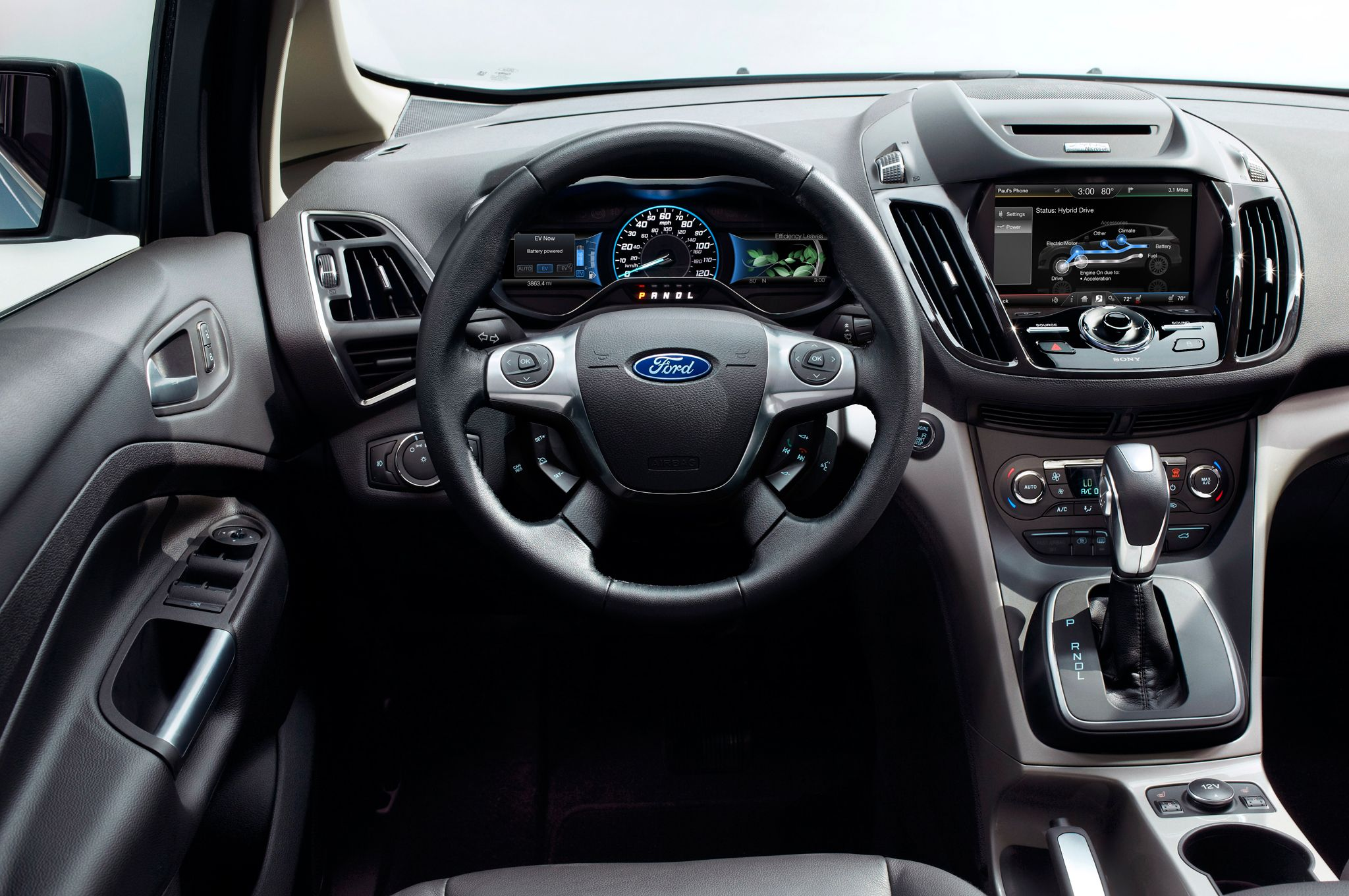Ford C Max Energi Interior Wallpapers Ford C Max Hybrid Toyota