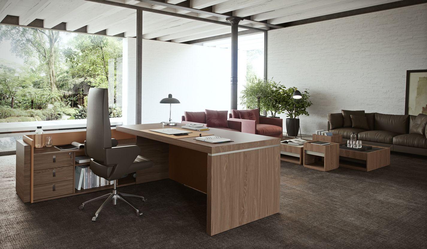 SESSANTA executive office desk by Prof Office | Design ufficio