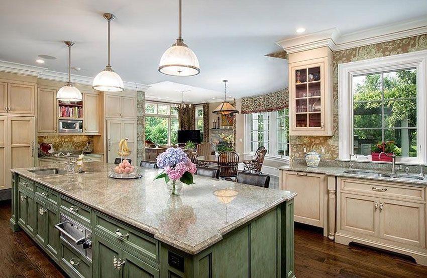 Best 26 Farmhouse Kitchen Ideas Decor Design Pictures 400 x 300