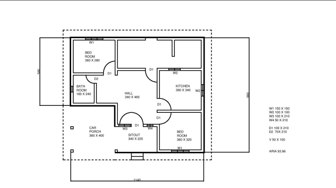 Pin By Mathe Civil On Am Civil Engineer Autocad Drawing Building Plan Floor Plans