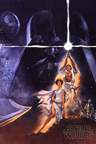 Star Wars Wallpaper On Star Wars Episode Iv A New Hope Wallpaper 3 For The Iphone And