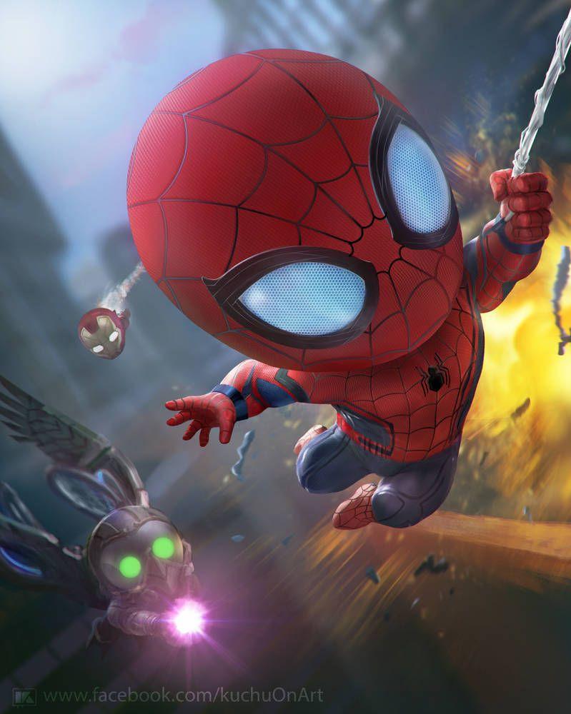 Spiderman Homecoming by kuchumemories9 on DeviantArt