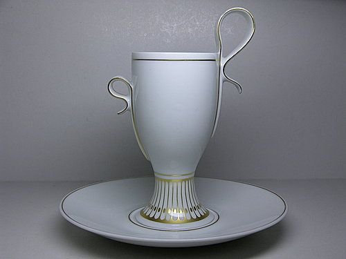 Rosenthal Chocolate Cup and Saucer