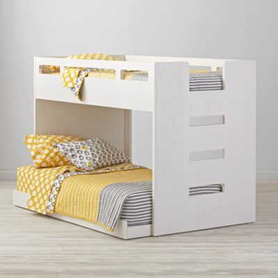 Abridged Bunk Bed The Land Of Nod Bunk Beds With Stairs Cool