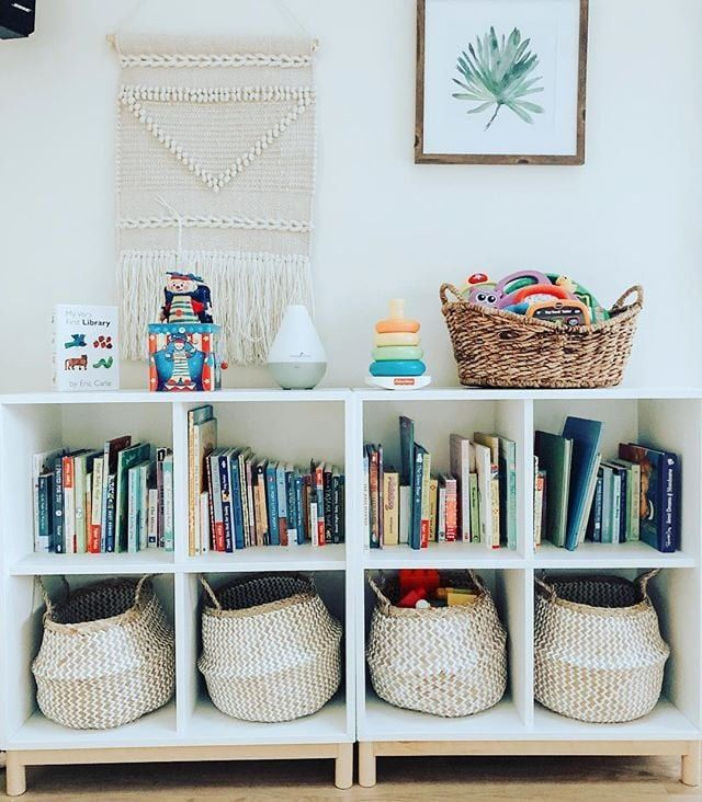 30 Beautifully Organized Playrooms That Are Honestly Just Really Nice to Look At — POPSUGAR