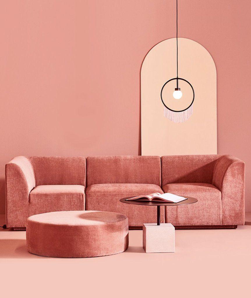 Roberta Ottoman - 5 Colors – BEAM