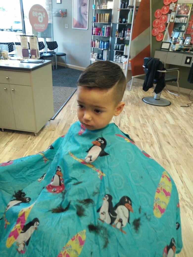 toddler boy haircut 2016