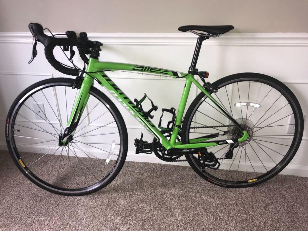 Specialized Allez Sport 2015, Road Bike 49 cm Bright