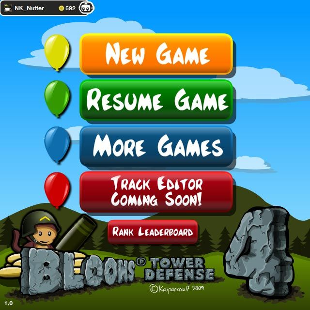 don t let the bloons get past you i am so addicted to this