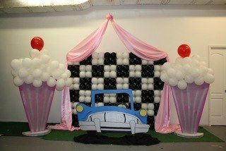 Rock and roll classroom theme do it yourself party props classroom themes pinterest - Rock and roll theme party decorations ...