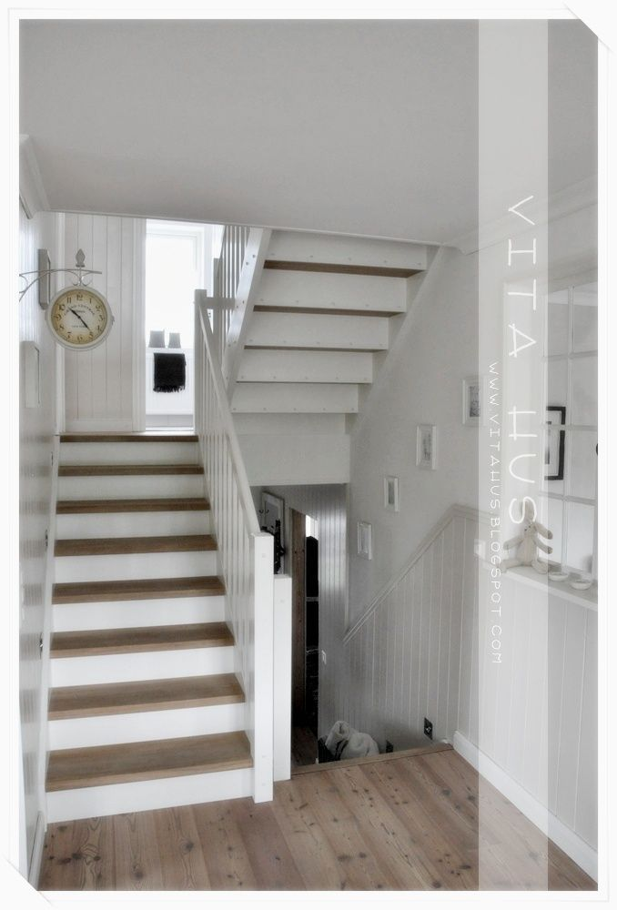 Skandinavisches Wohnen, wohnen in weiss, shabby chic, Schwedenhaus - landhausstil schlafzimmer weiss ideen