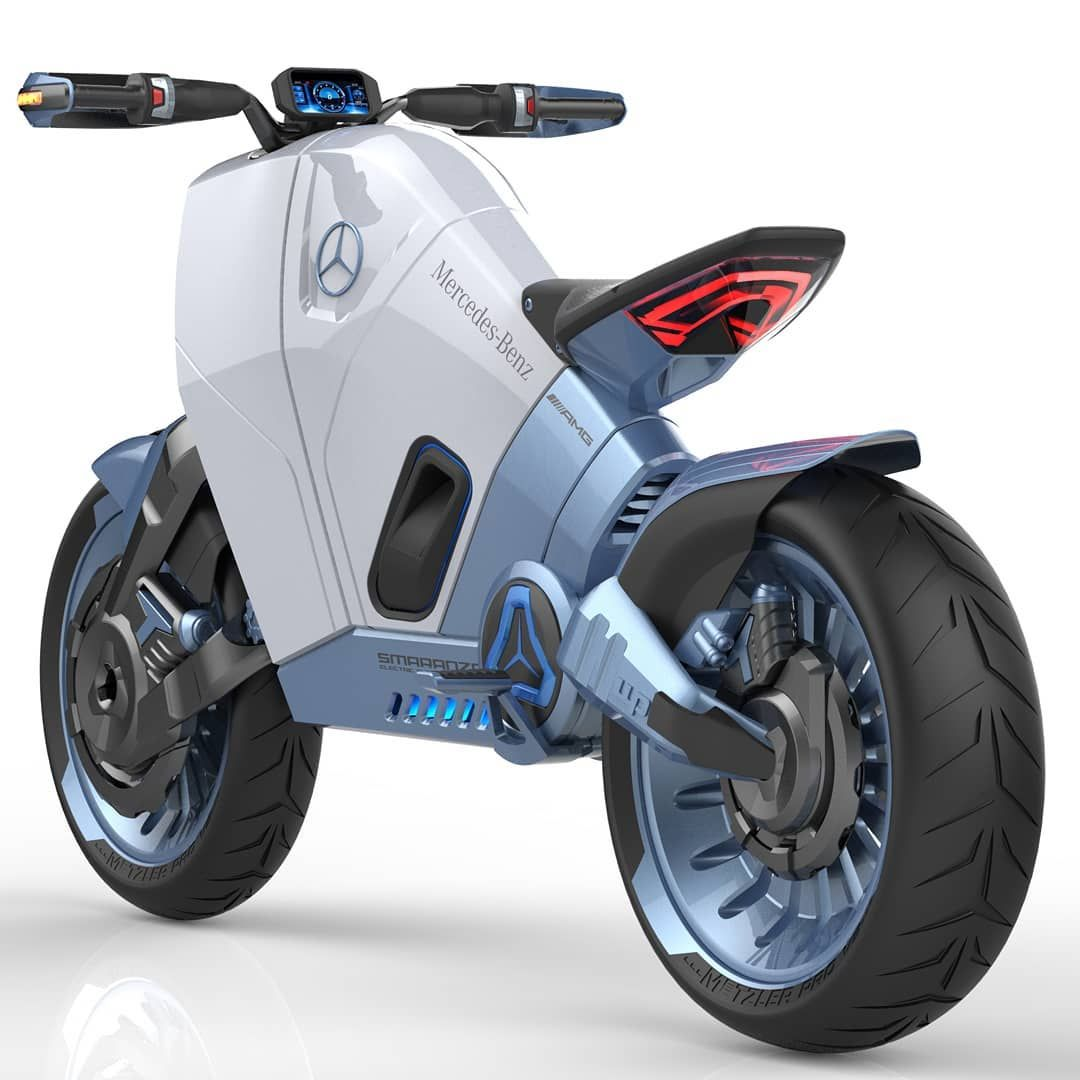 Smaranza Electric Motorbike Studio Walterpirettidesign Firstpost