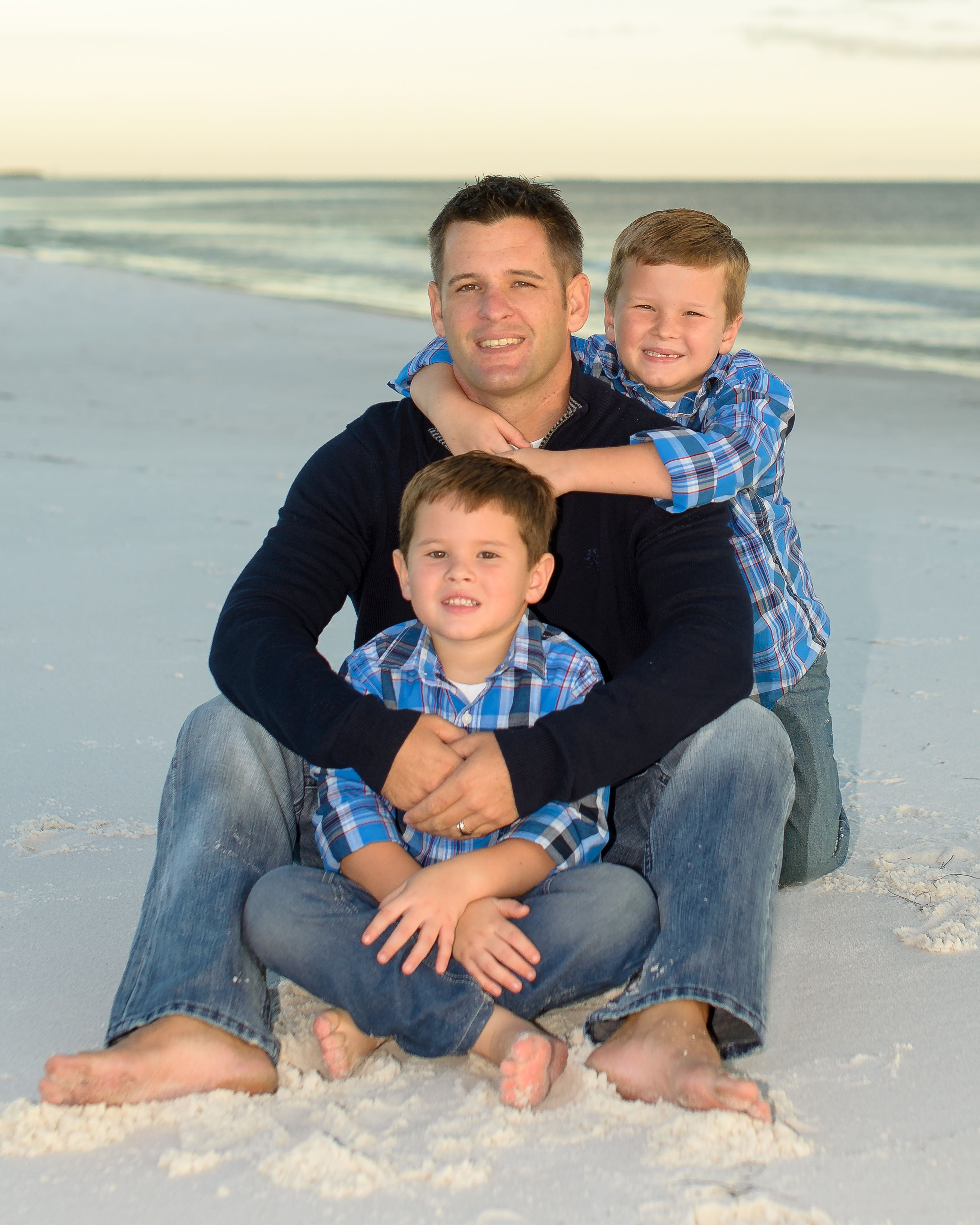 Father/Son Portraits! #DestinBeachPhotography #FatherSon #BeachPortraits #DestinFL #EmeraldCoast