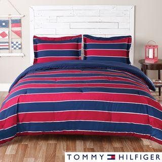 Tommy Hilfiger Sebastian 3 Piece Comforter Set Ping Great Deals On Sets