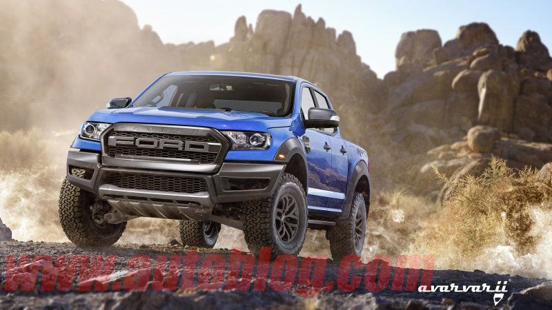 The Ford Ranger Raptor Is Real And This Is What It Might Look Like Ford Ranger Ford Ranger Raptor Ranger