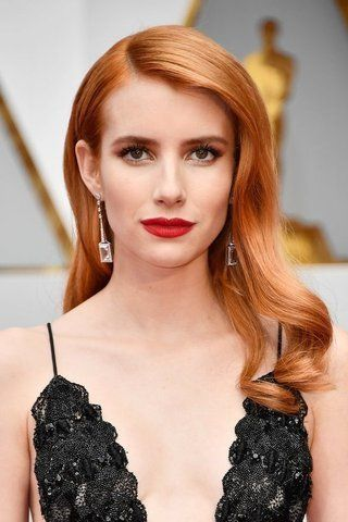 Oscars 2017: The Top Celebrity Hairstyles and Makeup Looks from ...