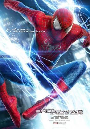 The Amazing Spider Man 2 El Poder De Electro Amazing Spiderman Movie Spiderman Andrew Garfield Spiderman