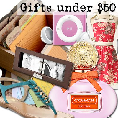 Presents for every Mom--and every budget! #mothersday #giftguide