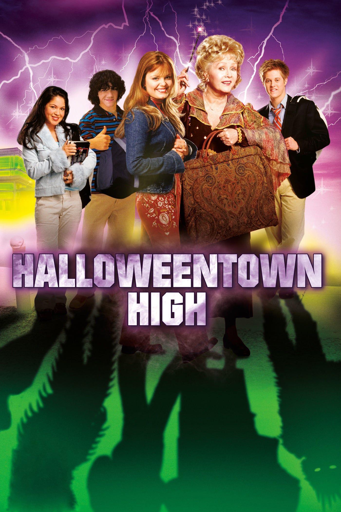Ver Hd Online Halloweentown High P E L I C U L A Completa Espanol Latino Hd 1080p Ultrape Halloweentown High Best Halloween Movies Disney Halloween Movies